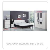 COS-JONNA BEDROOM SUITE (4PCS)